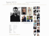 Baptiste NICOL - Mannequin / Acteur - France / International