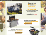 Barbecue Direct [ BARBECUES JARDIN BOIS et GAZ, PLANCHA, BARBECUE WEBER ]