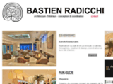 bastien radicchi, design, création de meubles contemporains, architecture d