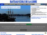 Bateau école Nantes Loire - Permis Bateau 44 Cotier  Fluvial