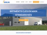 Constructeur de bâtiments clés en main standardisés - BATIMENTS ESUS