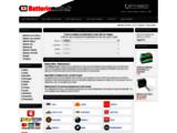 Batterie moto - Le spécialiste de la batteries moto et batteries scooter