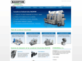 Machines de Lavage Industriel BAUFOR