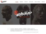 Sculpture, typographie, gravure, dessin de nu, calligraphie