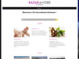 Bazarovore.com : Le bazar du web