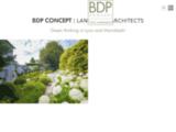 BDP Concept : architecte paysagiste, piscine naturelle et aménagement de terrasses et patios
