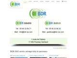 BDR société française d'usinage de bois