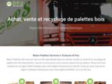 Achat, vente, recyclage de palettes - Bearn Palettes Services à Toulouse et Pau