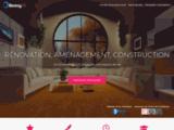 RÉNOVATION, AMÉNAGEMENT, CONSTRUCTION Un Architecte pour Concevoir votre espac