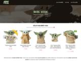 Les figurines et goodies de Bébé Yoda