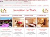 La maison de Thaïs une chambre d'hôtes pleine de charme à Arles