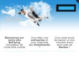 Be Flying - Vol chute libre sur simulateur pour sensations fortes