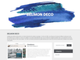 Belmon Déco : decors muraux design ou trompe l'oeil traditionnel.
