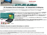 PC Notebooks durcis transportables embarqués - BELTRONIC