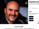 Benjamin Carlier - Voix Off Pro - Comédien Voix Off professionnel