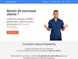 Consultant Inbound Marketing / SEO | Benjamin Dubuc