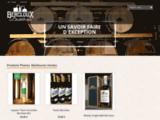La Bercloise - Brasserie de Bercloux - La boutique - vente de bières, alcools, Whisky, Rhum