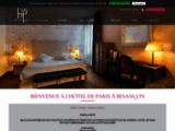 Hotel de Paris à Besançon au centre ville avec parking