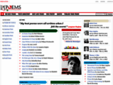 Best Poems | The Famous Poems Encyclopedia
