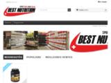 Best Nutrition, Online Fitness Shop, Compléments alimentaires et accessoires Fitness - Accueil