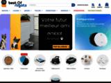 Robots Aspirateurs, Tondeuses, Jouets, Kit Robotique  | BestOfRobots