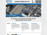 TECO.CO - BET structures béton bois métal