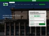 Bien immobilier sur Beziers: Achat et vente de maison de prestige et d'appartement sur Beziers avec   l'agence immobiliere Agence France Sud Immobilier sur Beziers.
