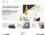 BforC Concept Store - Objets et accessoires chics et tendance