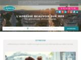 Immobilier Noirmoutier agence immobiliere l?adresse Vendee achat location maison appartement terrain
