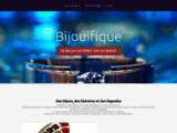 Bijoux plaqué or et  bijoux fantaisies : Votre bijouterie en ligne - Bijouifique