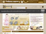 Bijouterie en ligne - Bijouterie On line bijoux or et bijoux piercings or.