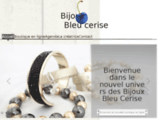 Bijoux Bleu cerise
