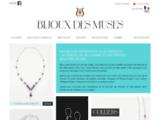 Pierre semi-précieuse montée en bijoux fait main - Bijoux des Muses