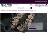 Bijoux privés: accesoires de créateur en ligne