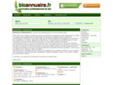 Annuaire professionnel de la filière biologique