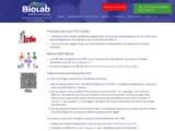 Biolab Martinique - Laboratoire de Biologie Médicale