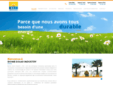 Energie solaire Tunisie : Biome Solar Industry, energie solaire Tunisie