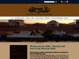 M'hamid au Maroc - Bivouac sous les étoiles