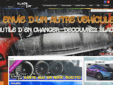 BLACK DIP: vitre teintée et reprogrammation moteur