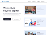 Bleu Capital - Early stage investments