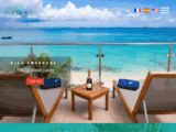 BLEU EMERAUDE : hotel st maarten, caribbean vacation rental, waterfront apartment saint martin