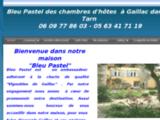 Chambres d'hôtes à Gaillac dans le Tarn - Bleu Pastel