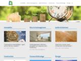 Blog d'informations sur l'univers de la maison, jardin, immobilier