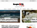 Fournitures pour beaux-arts avec le blog Rougier&Plé