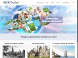 Voyagez et parcourez le monde avec Blogtrotter.org