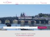 Agence Immobilière Blois Immo dans le Loir-et-Cher (41)