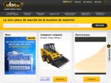 Bm-loc, location et vente de materiel  de construction