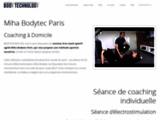 BodyTechnology | Coach sportif agréé Miha Bodytec Paris