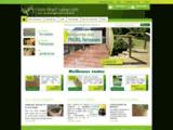 Bois Direct Usine : terrasse bois, palissade bois, clôture et jardinière pour aménagements extérieurs
