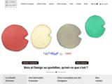 BoiSign : Objets usuels design en bois fabriqu?s en France